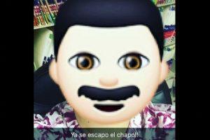 Incluso hay quienes piensan que este emoji podría ser usado en pro del capo Foto:Twitter.com. Imagen Por:
