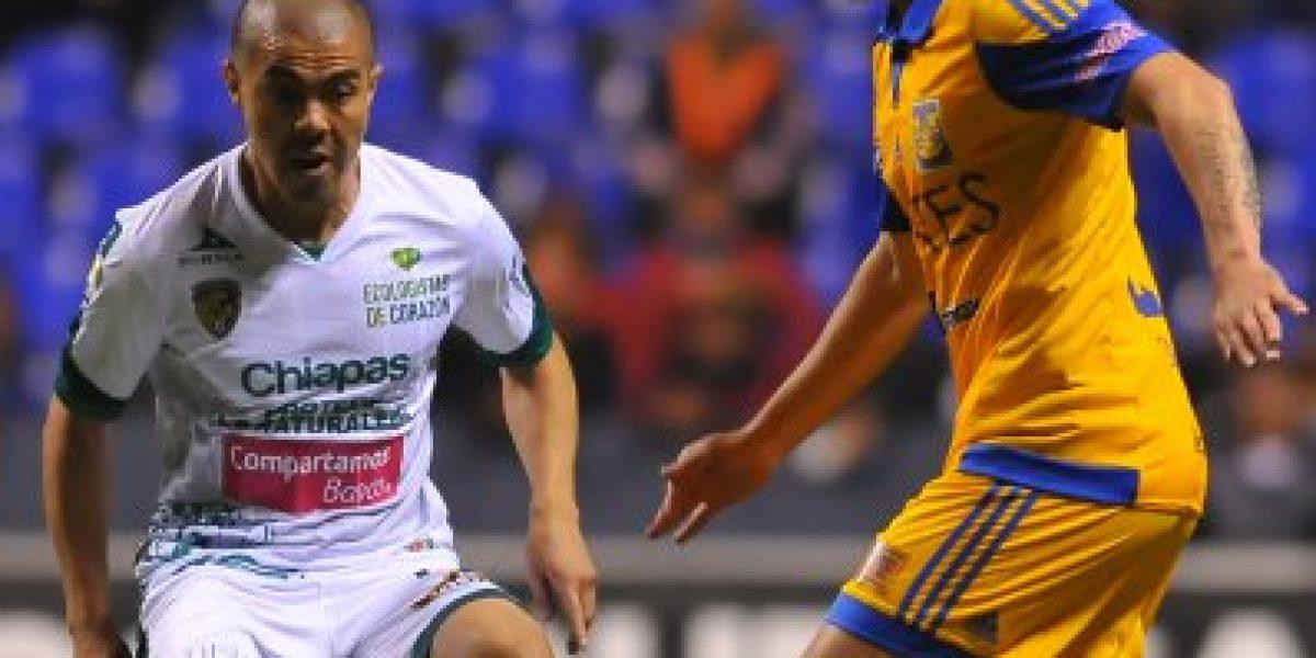 Se prepara para La Roja: Gato Silva jugó en empate de Jaguares de Chiapas