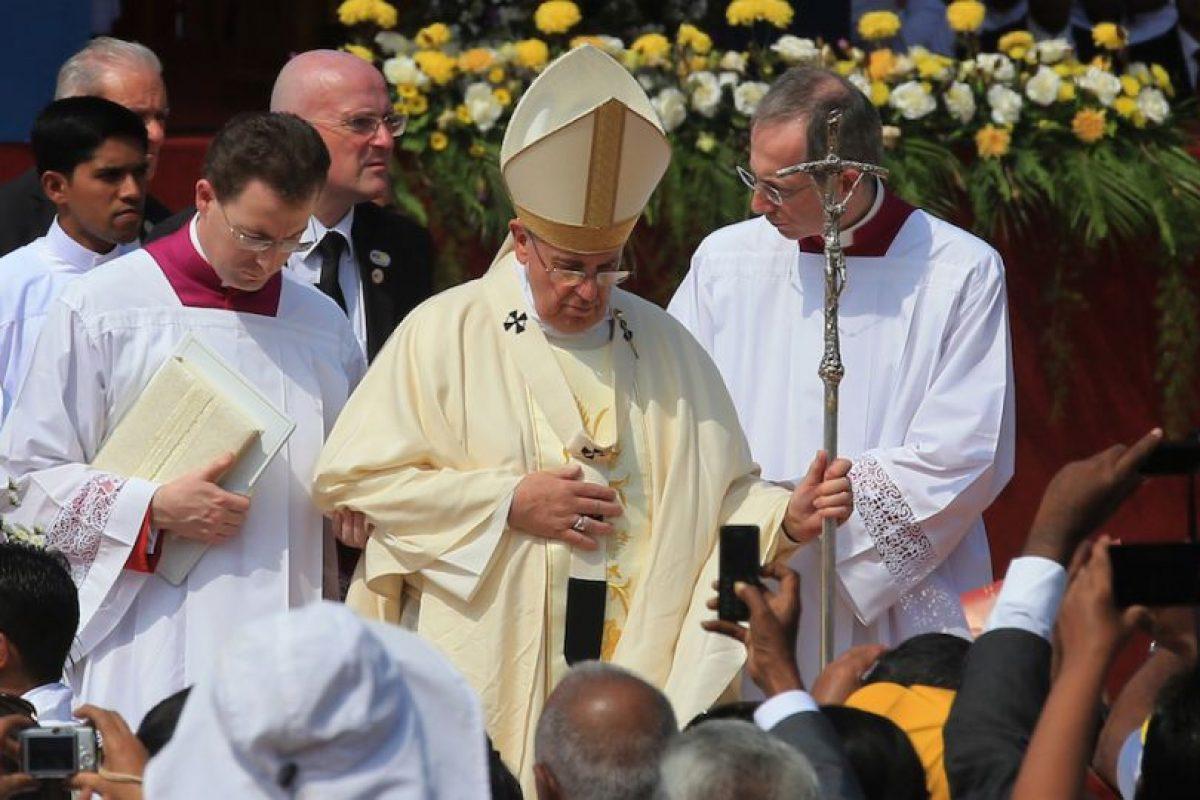 Frases que marcaron el último viaje del Papa Francisco Foto:Getty Images. Imagen Por: