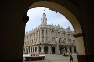 Y así luce La Habana Foto:Getty Images. Imagen Por: