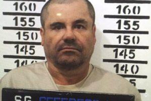 Joaquín Guzmán Loera fue detenido el 8 de enero de 2016 Foto:AP. Imagen Por: