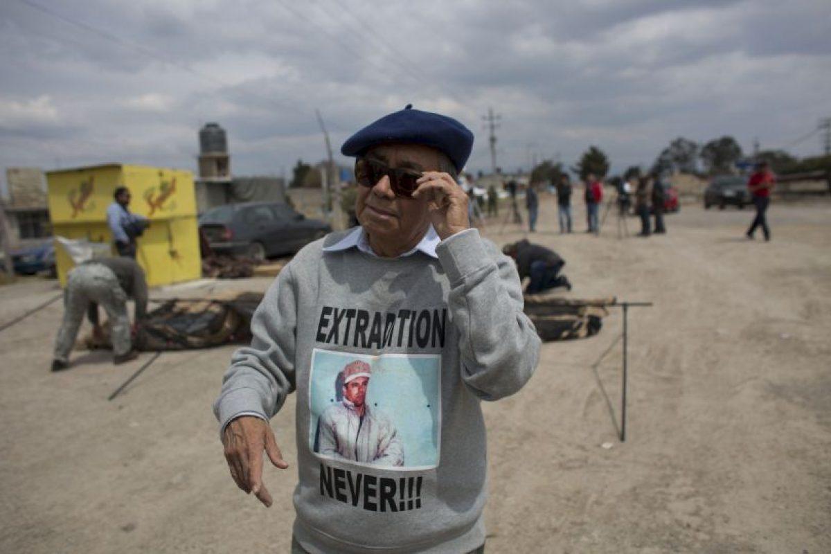 Está en la espera de que se resuelva su extradición a Estados Unidos Foto:AP. Imagen Por: