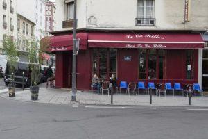 Así lucen los lugares del atentado terrorista en París a cuatro meses de los ataques Foto:AFP. Imagen Por: