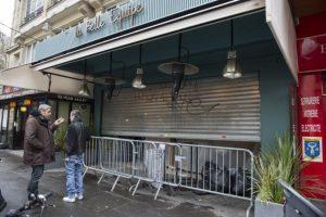 """Otra cafetería llamada """"La Belle Equipe"""" Foto:AFP. Imagen Por:"""