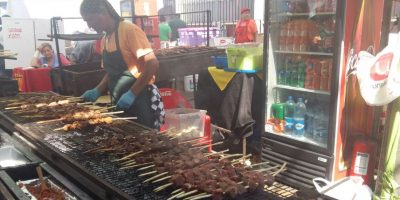 Comerciantes de Curicó sacaron cuentas alegres por fiesta del vino: