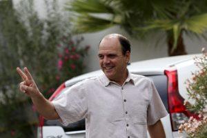 Cristián Monckeberg seguirá al mando del partido hasta final de año.. Imagen Por: