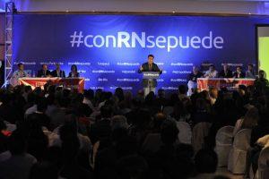 ATON CHILE Foto:Imagen del consejo general de RN.. Imagen Por: