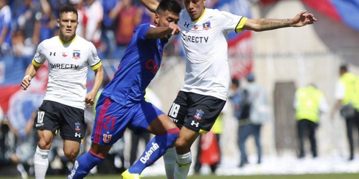 Colo Colo extendió su preocupante falta de gol a cuatro partidos y medio