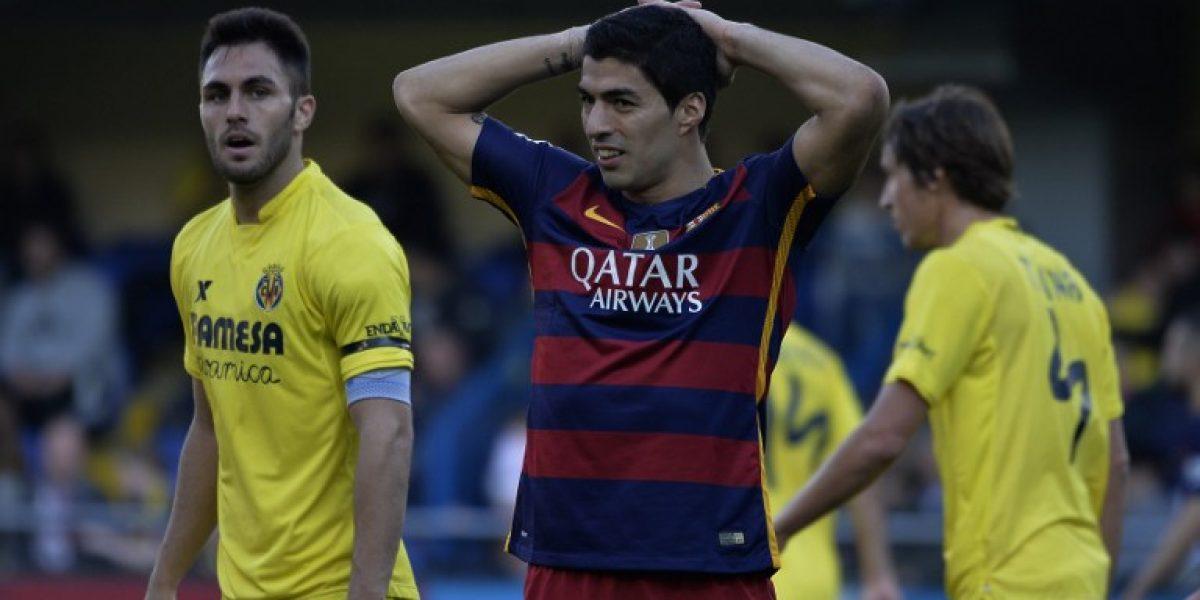 Claudio Bravo recibió dos goles y lamentó empate de Barcelona