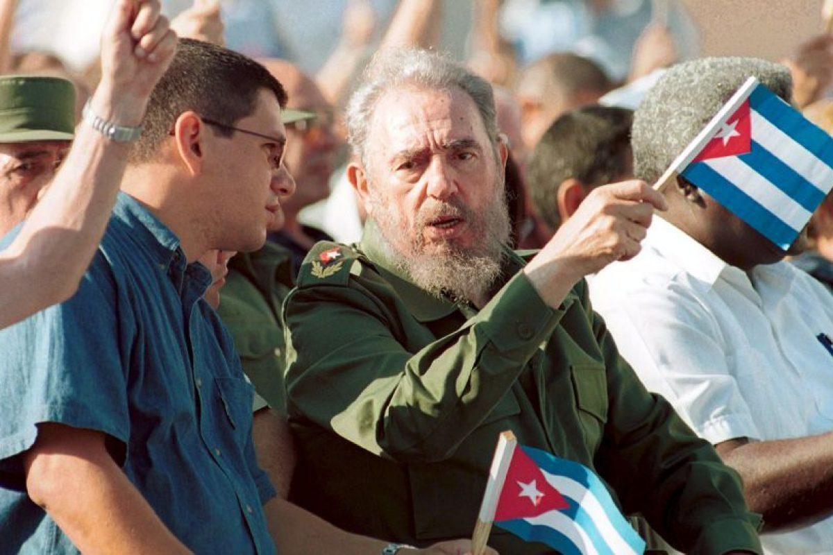 En abril del mismo año, Fidel Castro proclama el carácter socialista, marxista y leninista en la isla. Foto:Getty Images. Imagen Por: