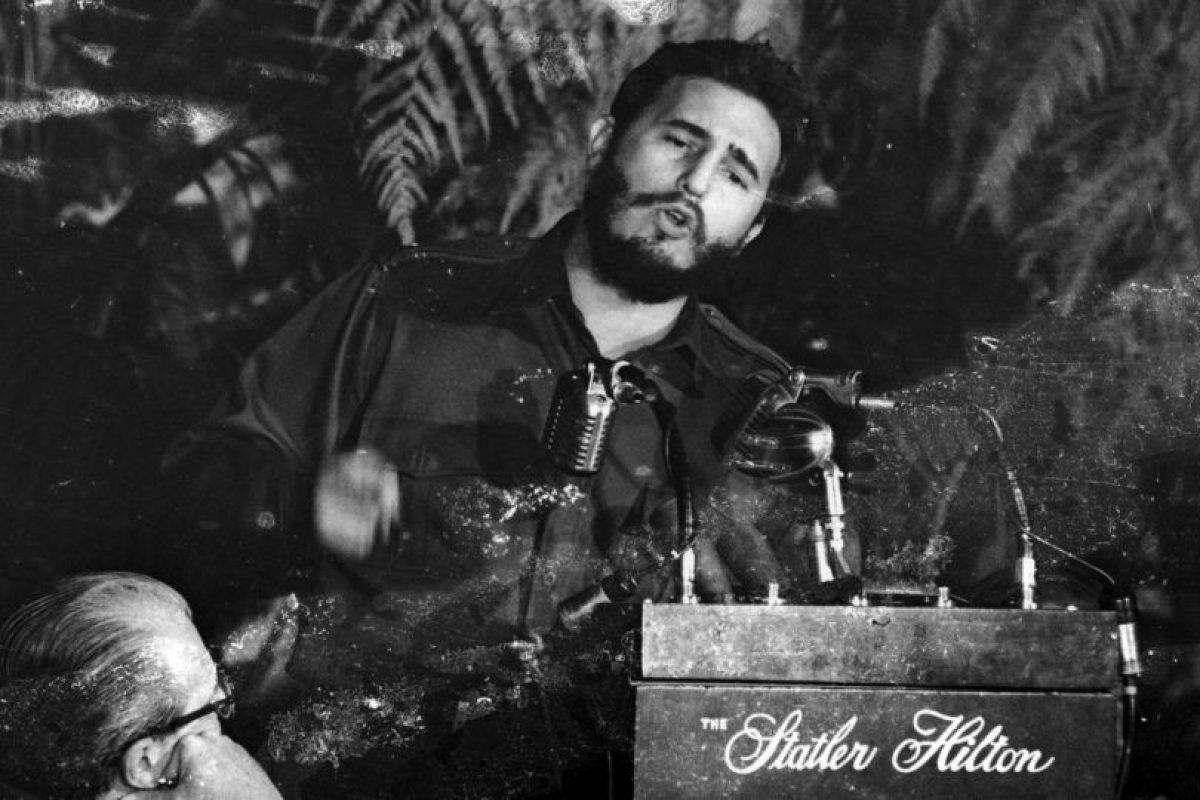 Dos años después de que Fidel Castro tomara el poder del país caribeño. Foto:Getty Images. Imagen Por:
