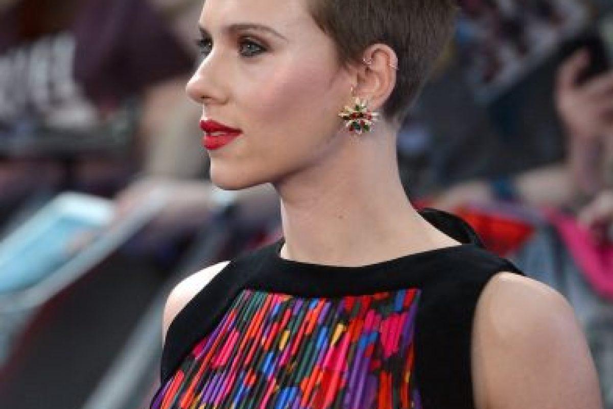 Scarlet Johansson: A favor Foto:Getty Images. Imagen Por: