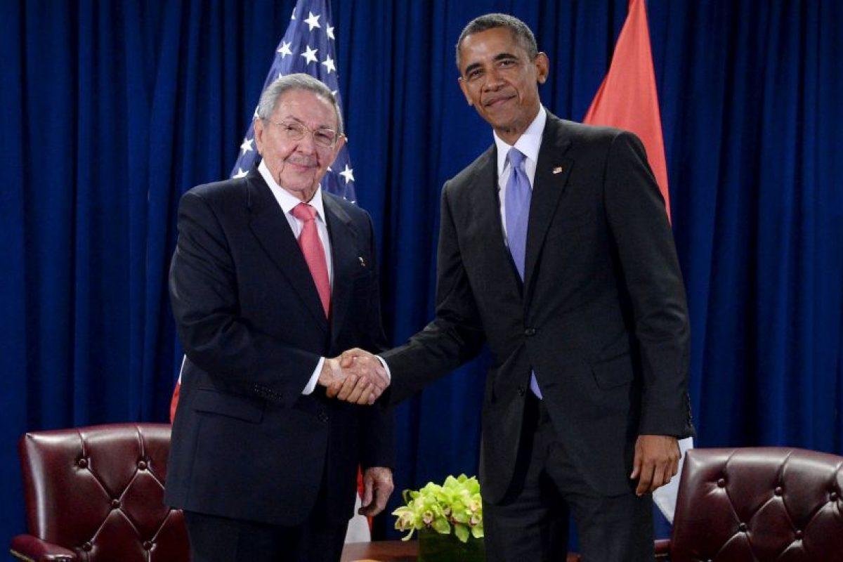 La historia de Cuba y Estados Unidos desde 1961 Foto:Getty Images. Imagen Por: