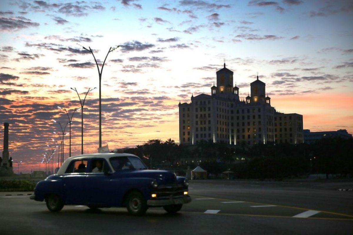 Todo listo en Cuba para recibir a Barack Obama Foto:Getty Images. Imagen Por: