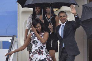 La histórica visita de Barack Obama a Cuba Foto:AFP. Imagen Por: