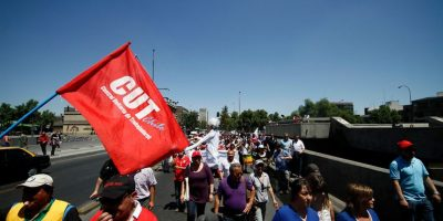 Paro de la CUT: estos son los recorridos de las cuatro marchas en Santiago