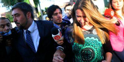 Caso Caval: renuncian dos de los tres abogados de Natalia Compagnon