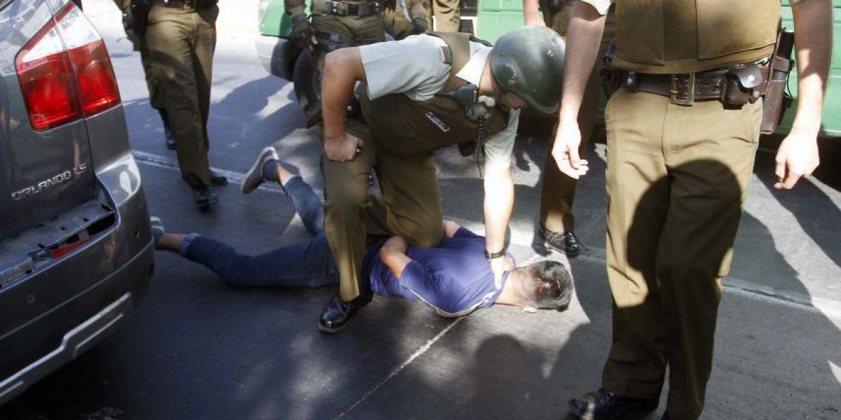 Balance del Superclásico: un hincha grave tras ser baleado y 45 detenidos