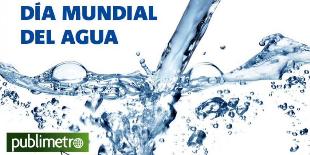 Infografía: día mundial del agua