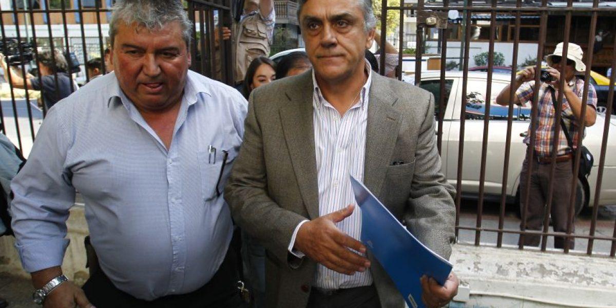 Pablo Longueira declara ante la Fiscalía Centro Norte por Caso Corpesca