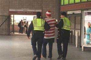 Foto:Reproducción / Facebook MBTA Transit Police. Imagen Por: