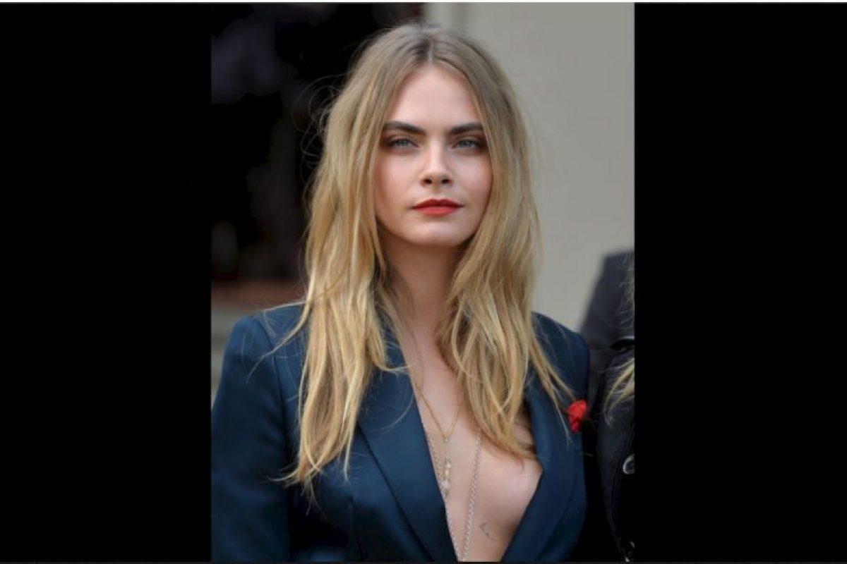 3. Cara Delevingne. Foto:Getty Images. Imagen Por: