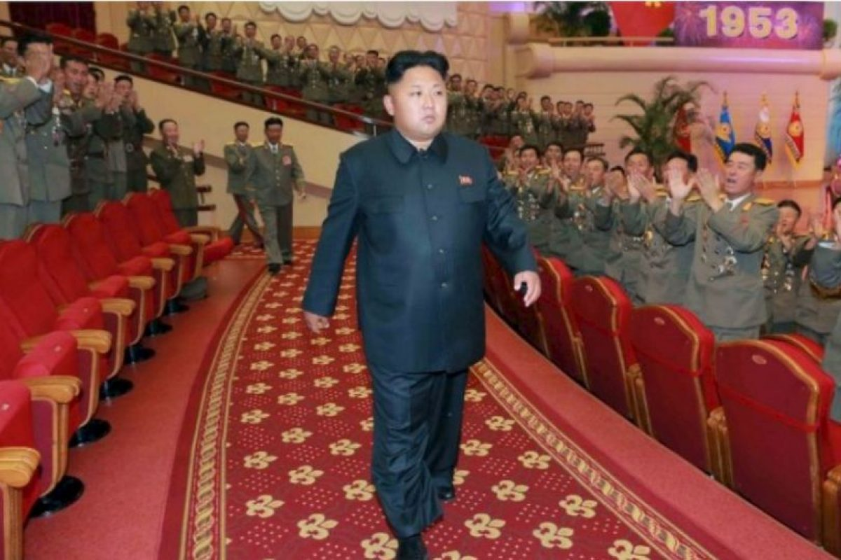 3 cosas que solamente han pasado en Corea del Norte Foto:AFP. Imagen Por: