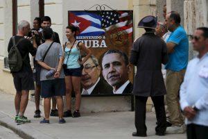 Hoy visitará la embajada de Estados Unidos en La Habana Foto:AP. Imagen Por: