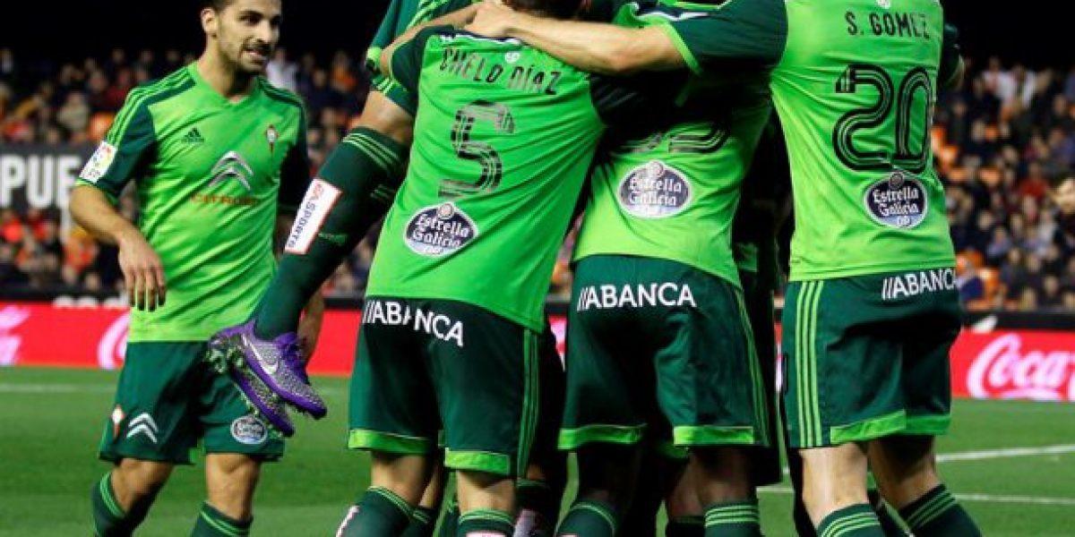 Orellana se llena de elogios en España: