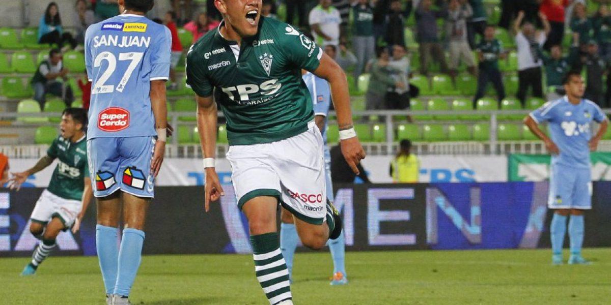 Muñoz y buen momento de Wanderers: