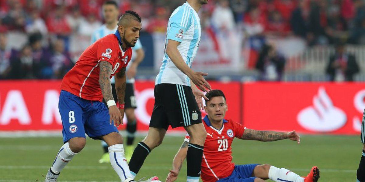 Chile el más perjudicado: Los grandes ausentes en las Clasificatorias