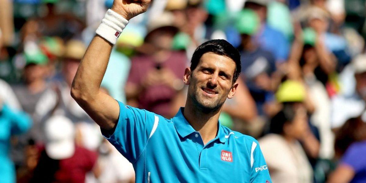 La declaración que tiene a Djokovic envuelto en medio de una polémica sexista