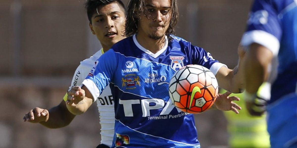 Sebastián Pol dice adiós al Clausura por rotura de ligamento