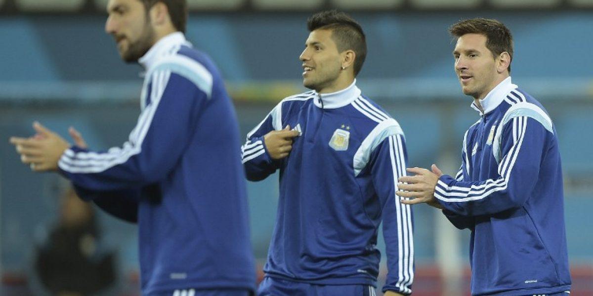 Argentina no piensa en revancha ante Chile y confían en el retorno de Messi