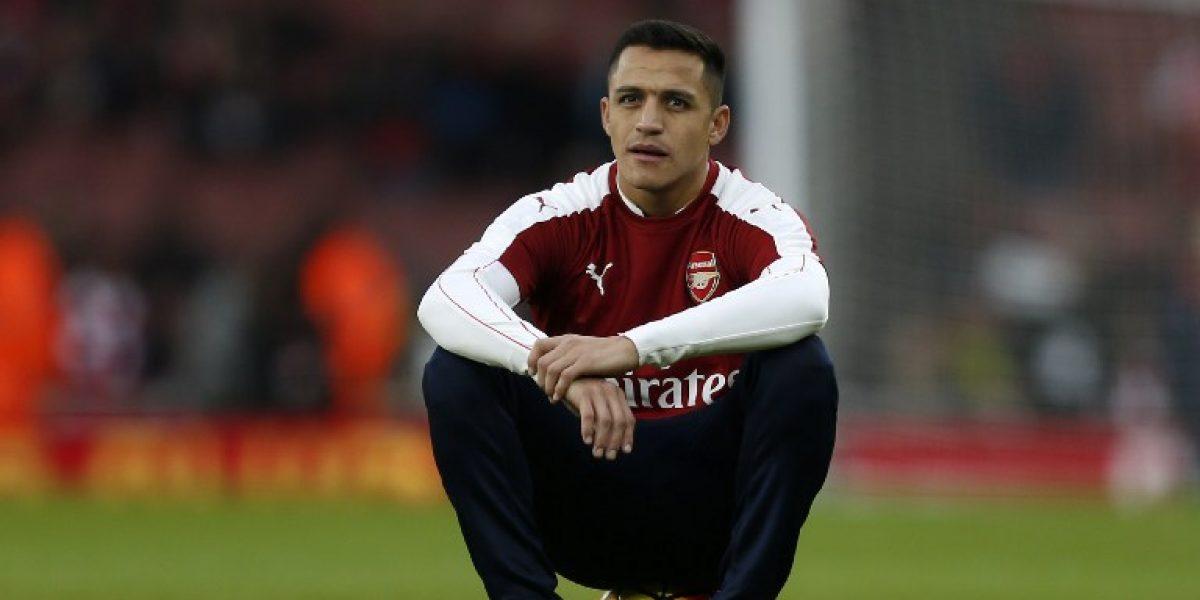 El fichaje de Alexis fue el hito más popular de Arsenal para celebrar los 10 años de Twitter