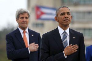 En ambos eventos la bandera estadounidense y el himno del país se hicieron presentes. Foto:Getty Images. Imagen Por: