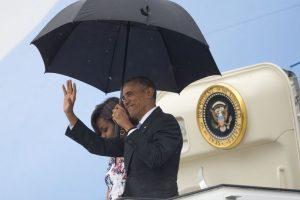Además de sus hijas. Foto:AP. Imagen Por: