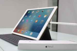 Así luce el anterior iPad Pro Foto:Nicolás Corte. Imagen Por: