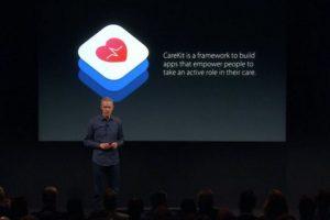 Otra novedad fue el tema de salud. Foto:Apple. Imagen Por: