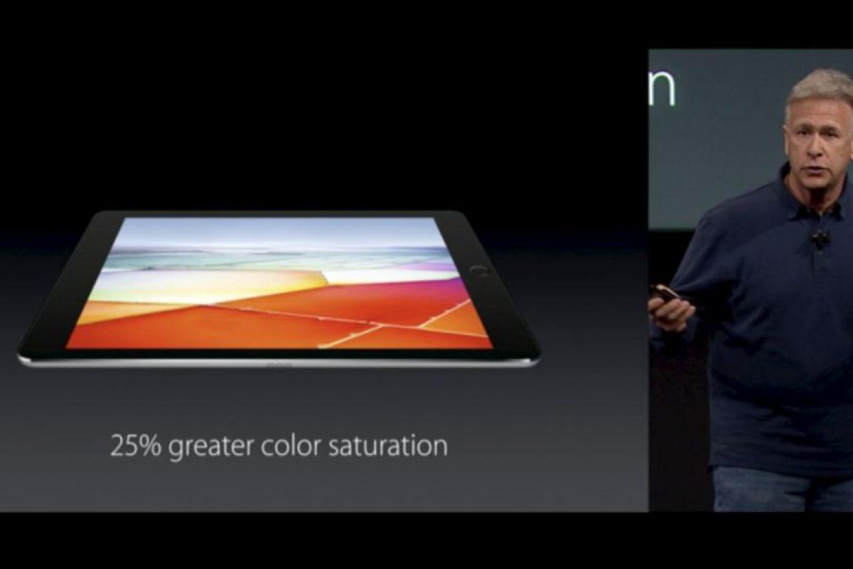 El iPad Pro de 9.7 pulgadas fue presentado como el sustituto de la PC. Foto:Apple. Imagen Por:
