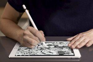 Se anunciaron mejoras en el uso de Apple Pen. Foto:Apple. Imagen Por: