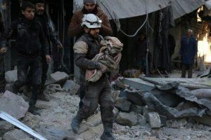 El 16 de enero miembros del grupo yihadista mataron a 280 civiles en la ciudad oriental de Deir al Zur. Foto:AFP. Imagen Por: