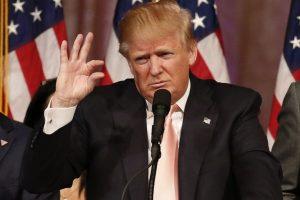 Donald Trump y los atentados en Bruselas Foto:AFP. Imagen Por:
