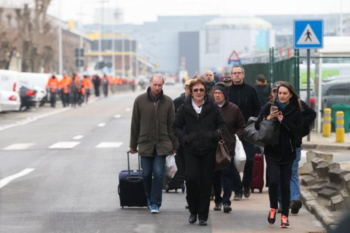 Sospechoso de los atentados en París el pasado noviembre. Foto:AFP. Imagen Por: