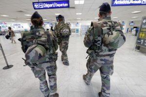 Bruselas convulsionada tras ataques terroristas Foto:AFP. Imagen Por: