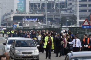 Dos en el aeropuerto Zaventem y una en la estación del metro Maelbeek. Foto:AFP. Imagen Por: