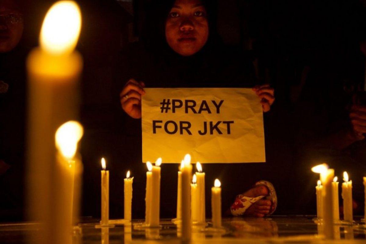 El Estado Islámico asumió la autoría del ataque. Foto:AFP. Imagen Por: