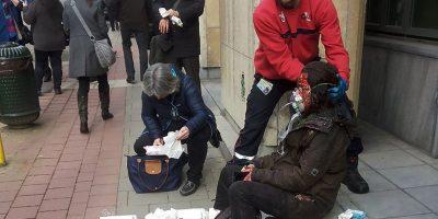 Las impactantes imágenes que dejó el atentado terrorista en el metro de Bélgica