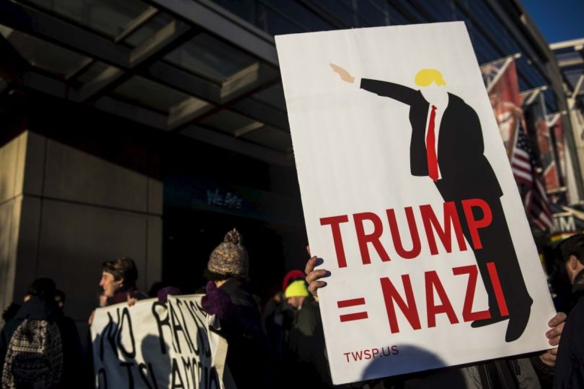 Mismas que ocasionaron polémica durante su campaña. Foto:AFP. Imagen Por: