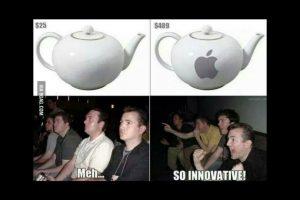 """""""Qué innovación"""" Foto:Twitter. Imagen Por:"""